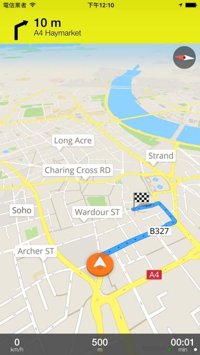波兰 離線地圖和旅行指南屏幕截圖5