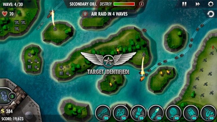 iBomber Defense Pacific screenshot-4