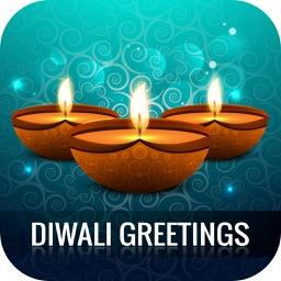 Name Diwali Greetings Cards