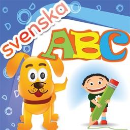 Barn lärande spel - Svenska Alfabetet Pro