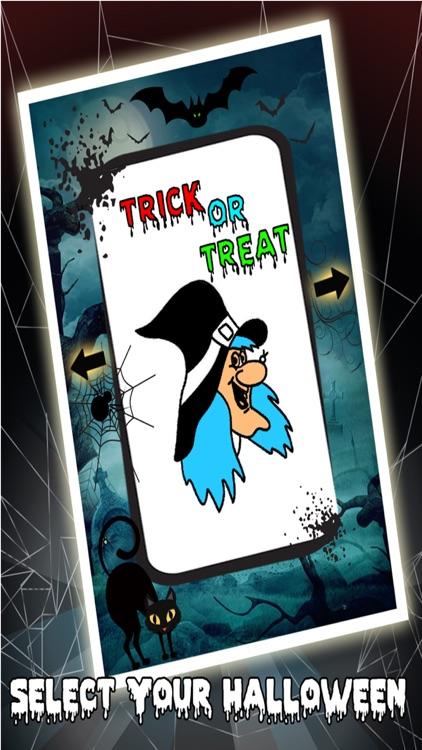 Trick Or Treat Drawing Book - Halloween Drawings
