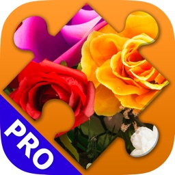 Flowers Jigsaw Puzzles Premium