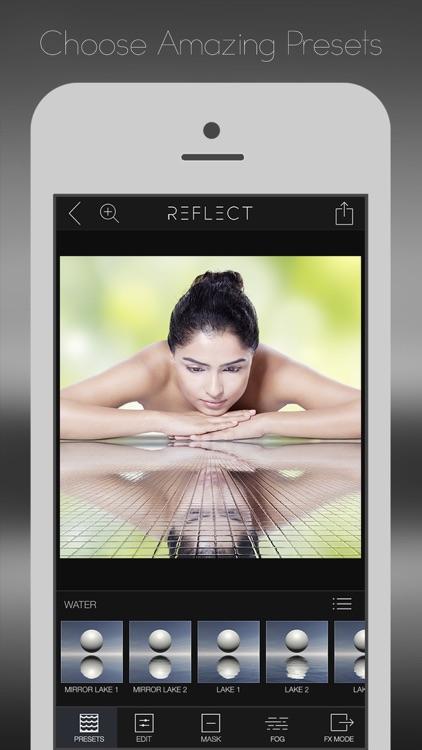Reflect Mirror Camera