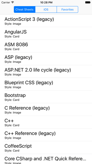 Developer cheat sheets swift sandbox on the app store screenshots malvernweather Images