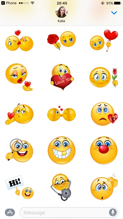 Adult Emojis Stickers Pack for Naughty Couples