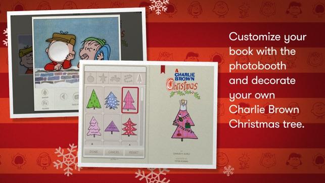 App Weihnachtsbilder.A Charlie Brown Christmas