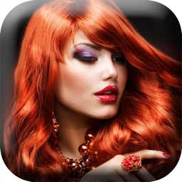 Hair.style & Color Change: Cool Wig Picture Frames