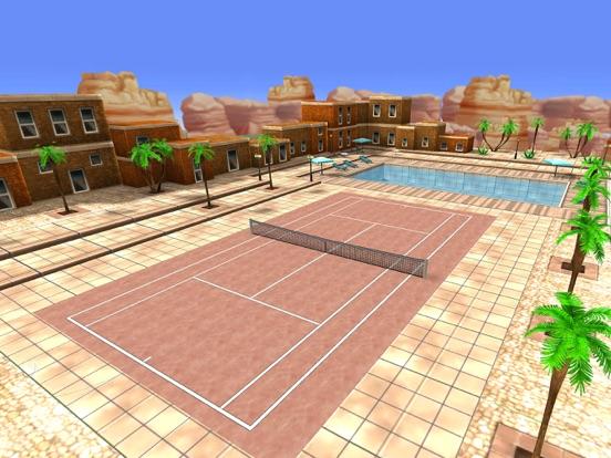 Крутой теннис 3 - Hit Tennis 3 для iPad