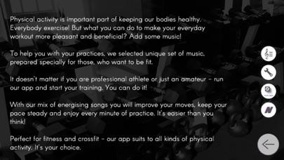 Fitness Workout MusicScreenshot von 5