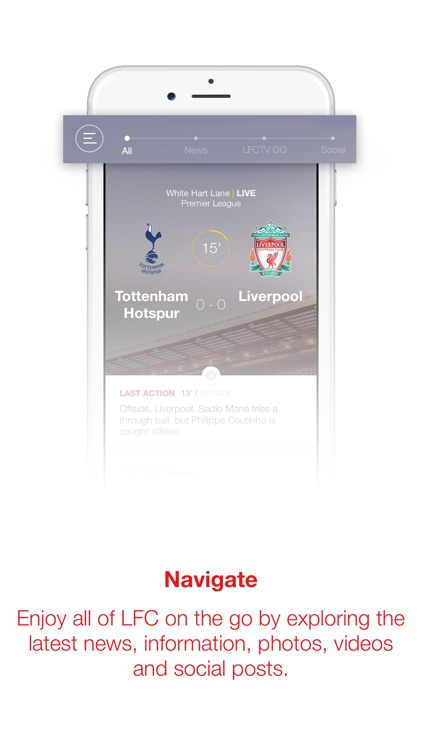 LFC Official App screenshot-0
