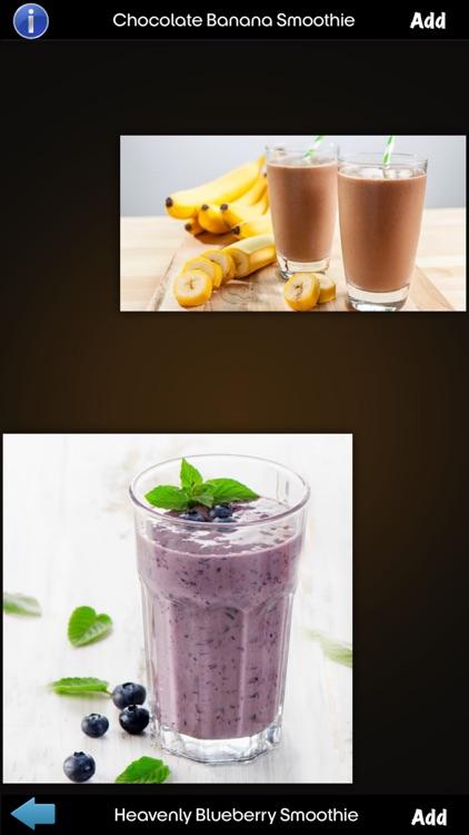Smoothie Recipes Info Kit screenshot-3
