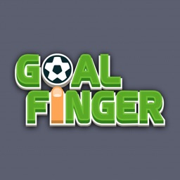Goal Finger stickers