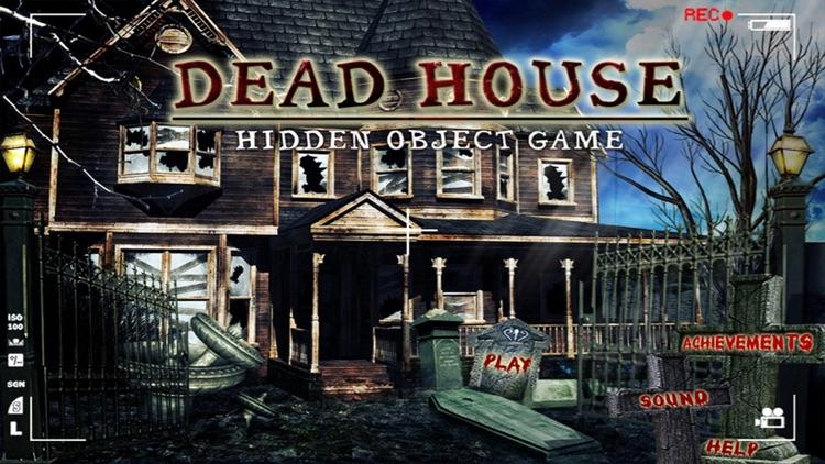 Dead House Hidden Object Game screenshot-3