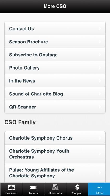 Charlotte Symphony screenshot-4