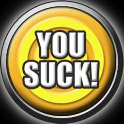 You Suck! Button