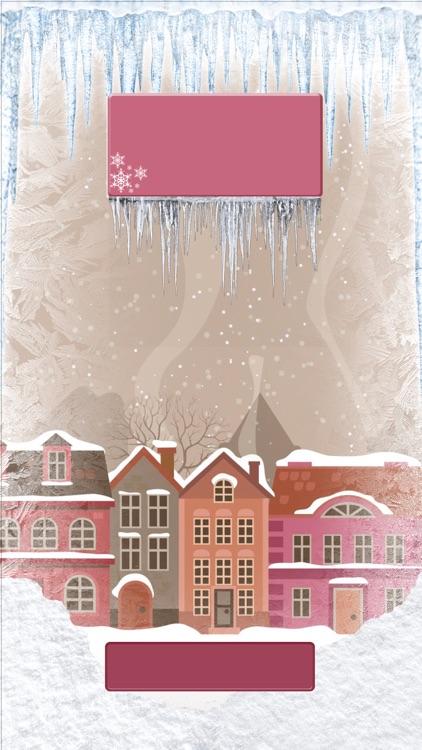 Winter Wallpapers  - Frozen Lock Screen Background screenshot-4