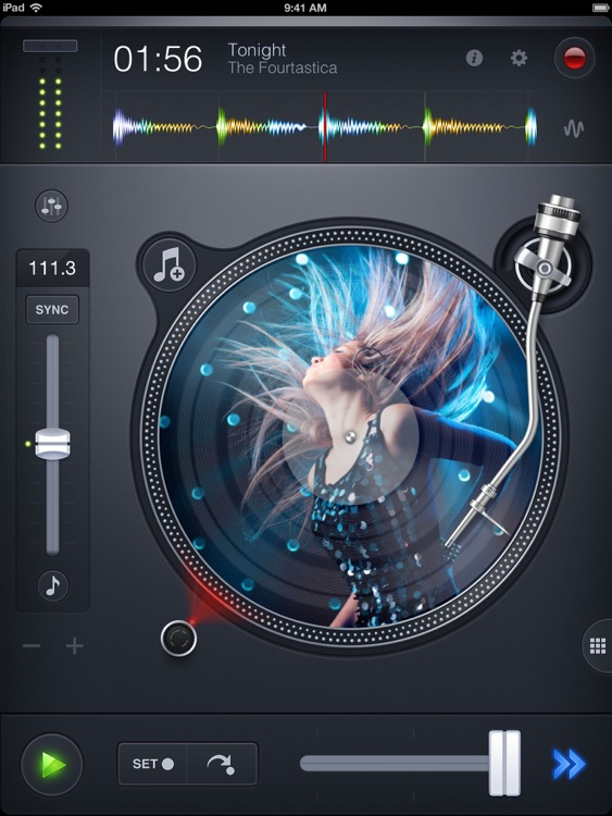 djay LE - DJ Music Mixer screenshot-3