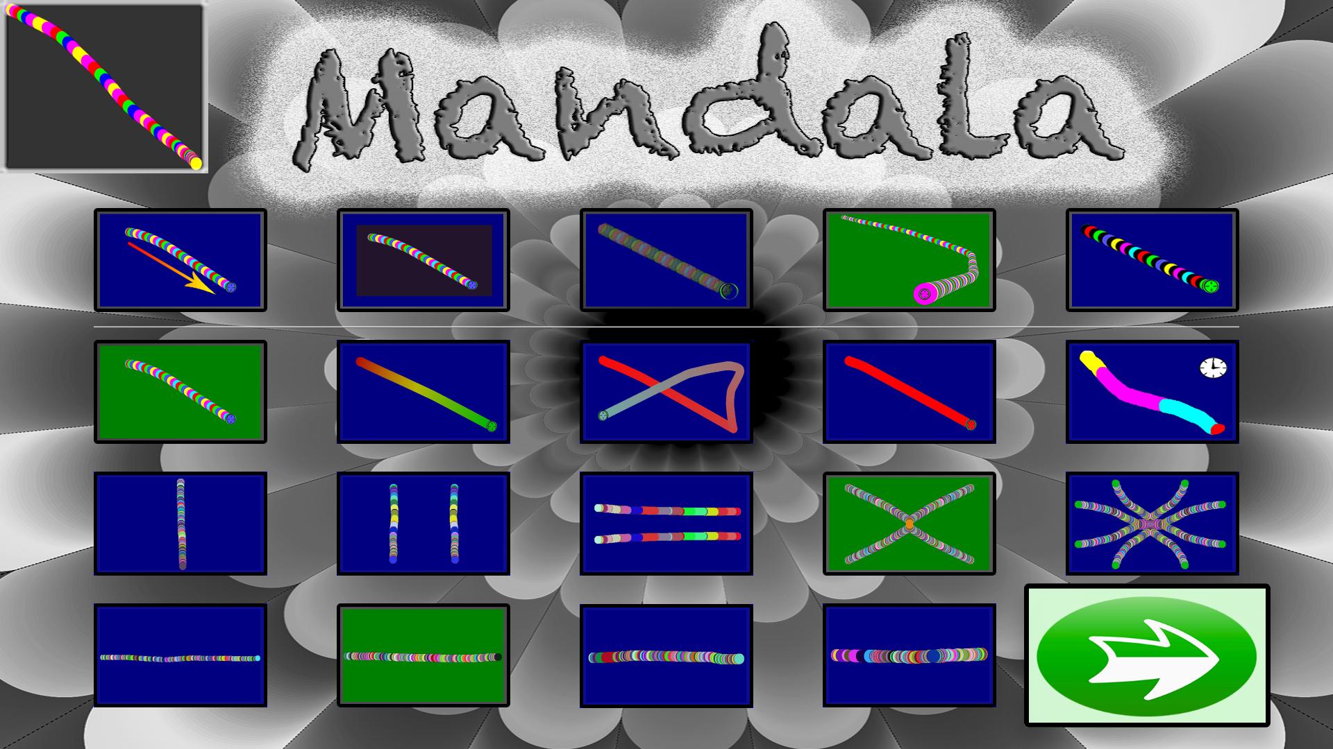 Sensory Mandala screenshot 2