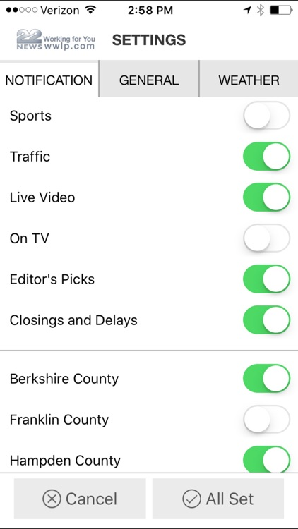 WWLP 22News – Springfield Mass News & Weather screenshot-4