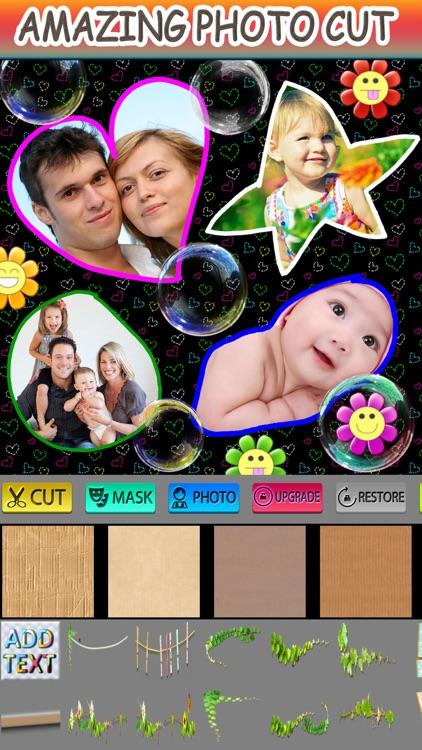 Photo Cut & Collage (HD)