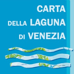 Venice lagoon chart