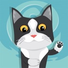 Kids Paint & Play: Kitty Love Coloring Book Pages icon