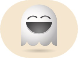 Ghosty is a beautiful Emoji Pack for iMessage containing 20+ tiny ghosts