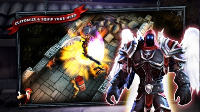 Screenshot from Soulcraft - Action RPG
