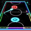 Glow Hockey HD - Neon Light Air Hockey