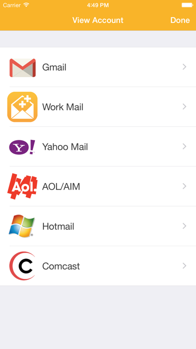 Webmail++Скриншоты 3