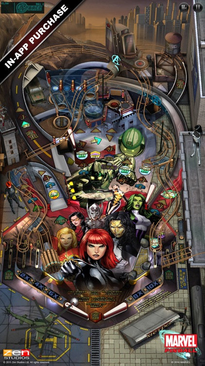 Marvel Pinball screenshot-1