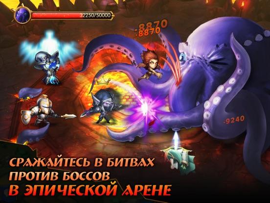 Heroes Tactics: PvP-стратегическая игра для iPad