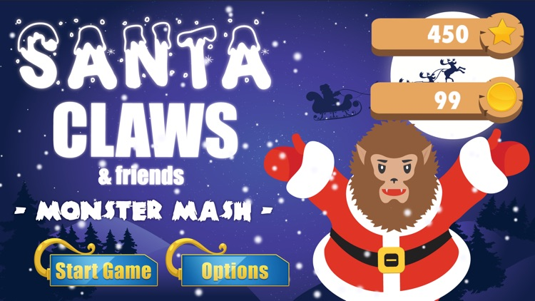 Santa Claws - Monster Mash -