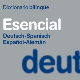Vox Essential German<>Spanish Dictionary