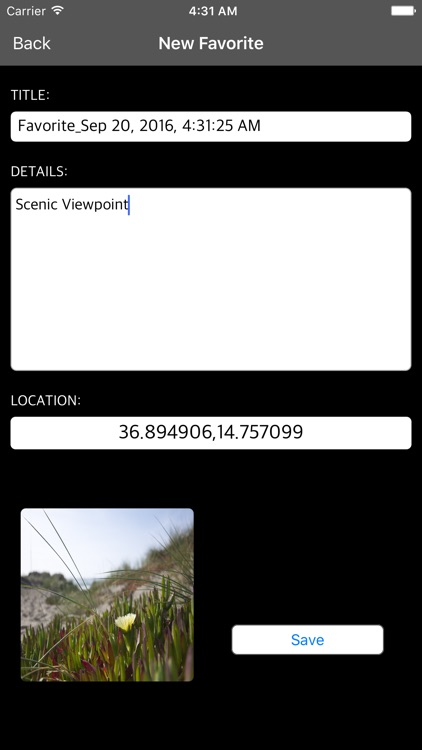 SICILIA (ITALY) – GPS Travel Map Offline Navigator screenshot-3