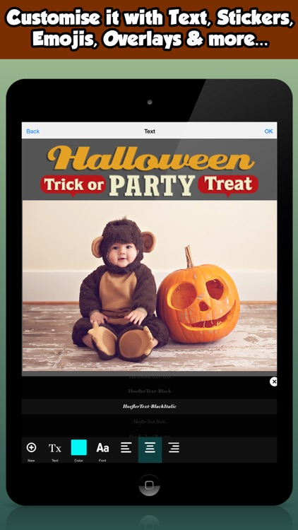 Free Halloween Photo Frames For Kids screenshot-3