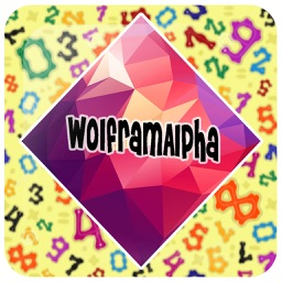 App Guide for Wolfram Alpha