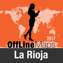 La Rioja Offline Map and Travel Trip Guide on the App Store