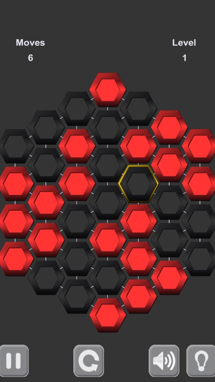 Puzzle Black and Red screenshot-4