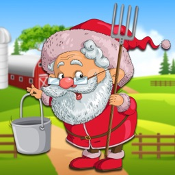 Santa's Little Farm Helper
