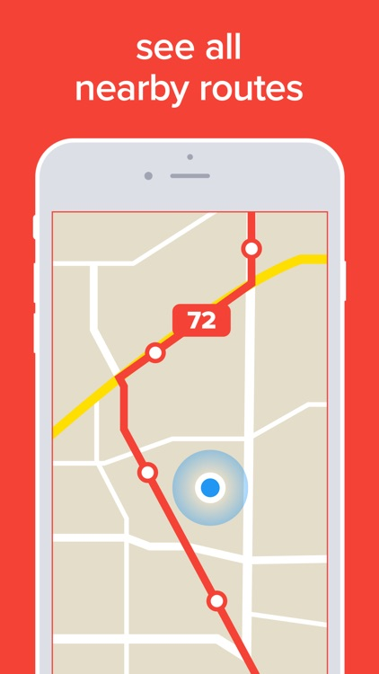 NYC Total Transit: MTA subway map + bus times screenshot-3