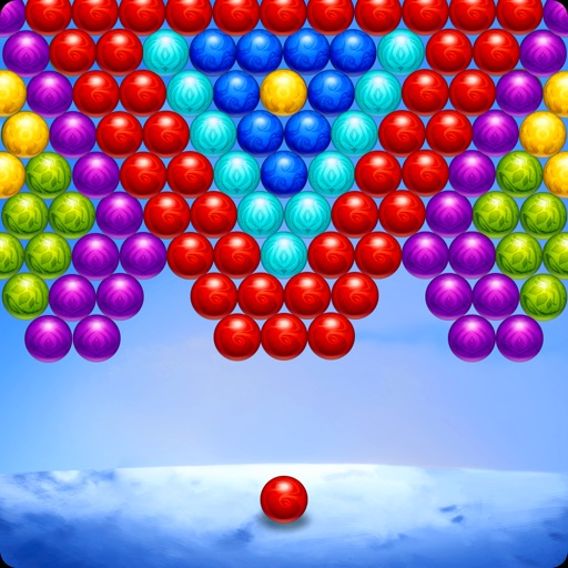 Bubble Shooter Epic Legend