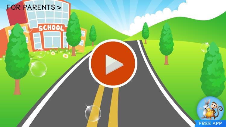 Baby School Bus - Drive Pretend Play Babies Games screenshot-0