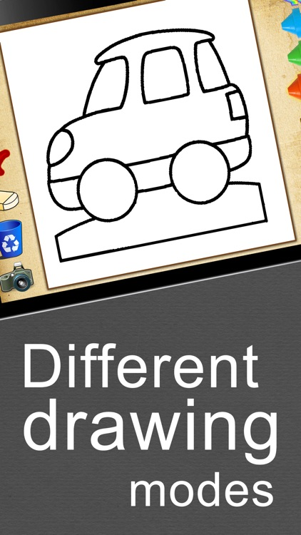 Coloring book & drawing for kids toddlers Free 3 +