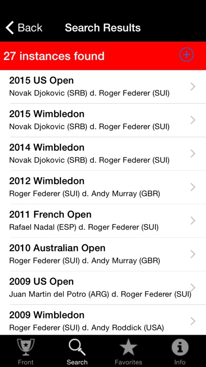 Tennis Champions App screenshot-4
