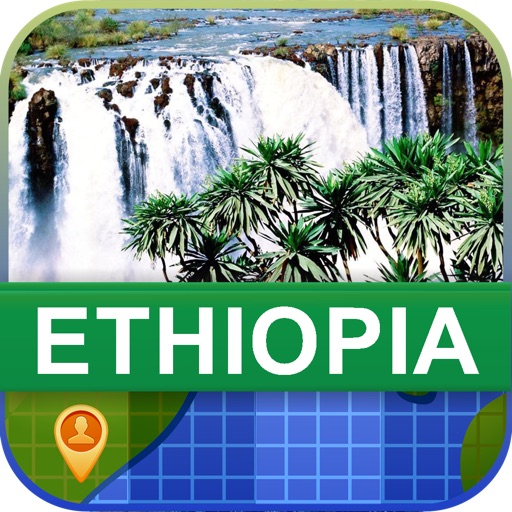 Offline Ethiopia Map - World Offline Maps