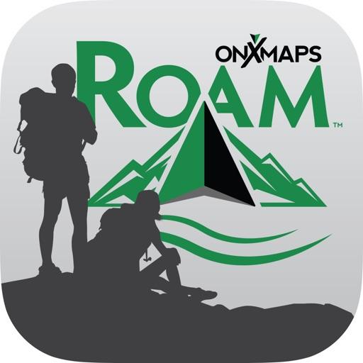 ROAM GPS Offline Maps For Hiking Biking More By OnXmaps Inc - Onxmaps free trial