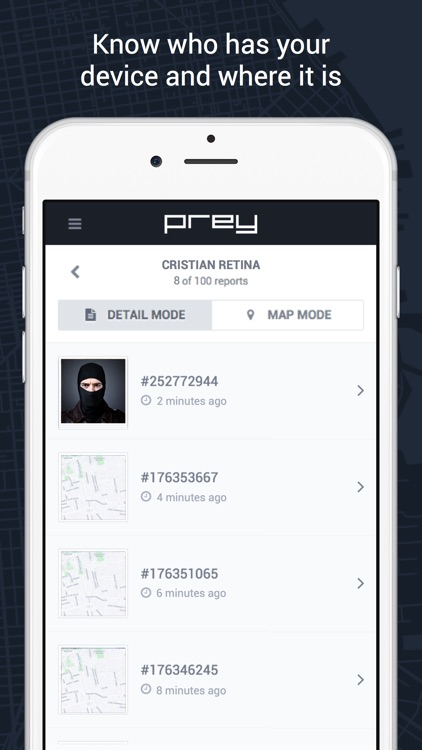 Prey Anti Theft – Find My Phone & Mobile Security screenshot-3