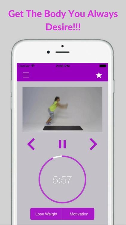 Cardio Warm-Up Workouts Training Warm Up Exercises screenshot-4