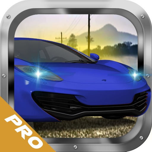 Race Car Without Frontiers Pro - Addictive Extreme Speed icon